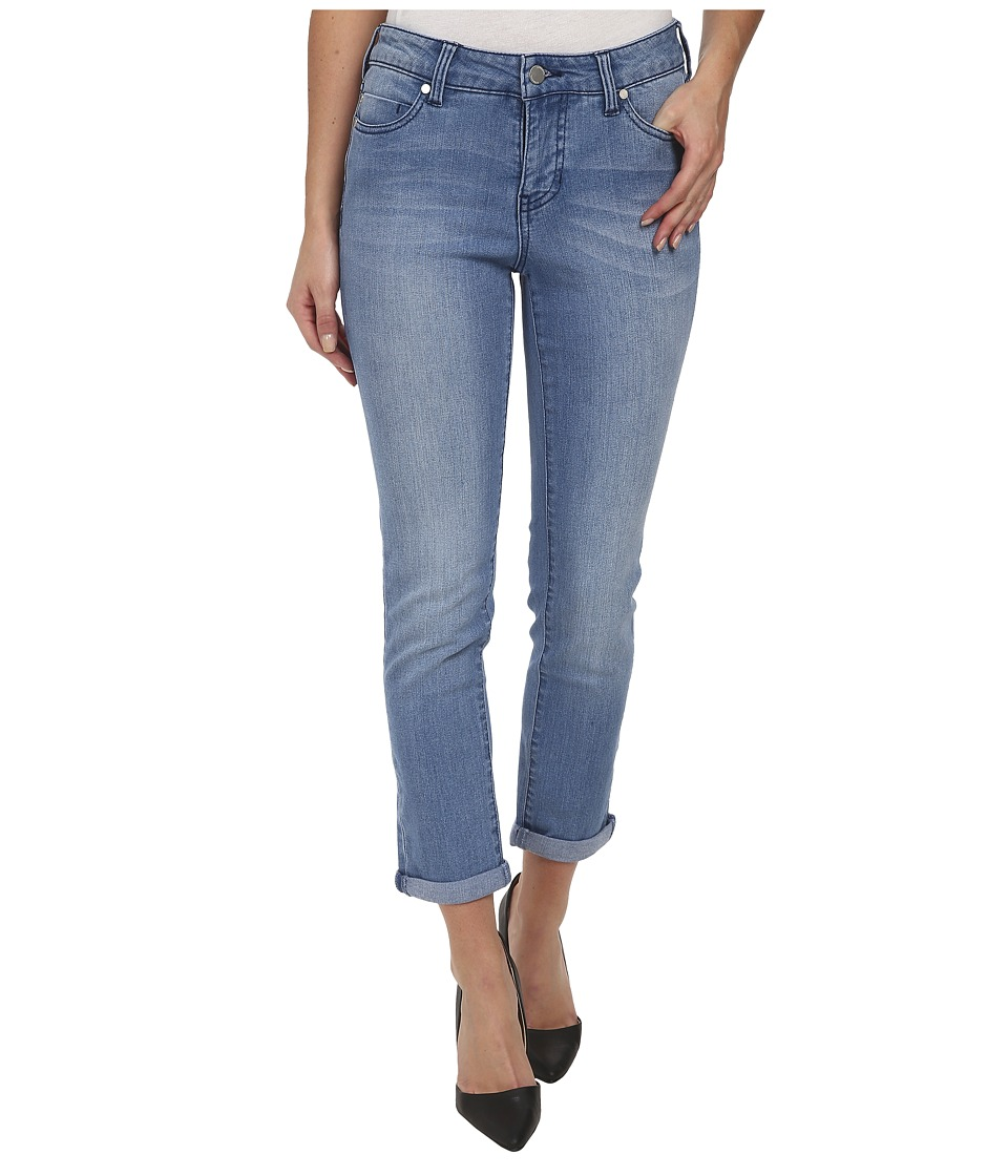 Liverpool - Saguaro Cami Crop (Bleach Out) Women's Jeans
