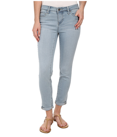 Liverpool - Marquee Cami Crop (Bliss Wash Blue) Women's Jeans