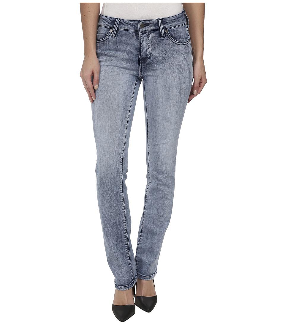 Liverpool - Saguaro Sadie Straight Jeans (Light Blue) Women's Jeans