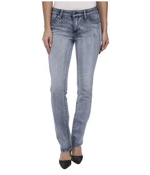 Liverpool - Saguaro Sadie Straight Jeans (Light Blue) Women's Jeans