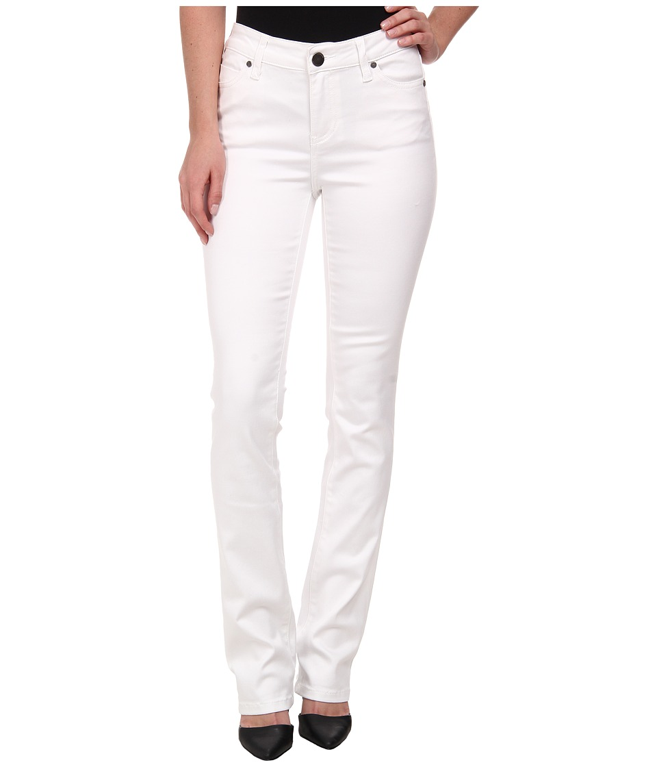 Liverpool - Purely Sadie Straight (White) Women's Clothing