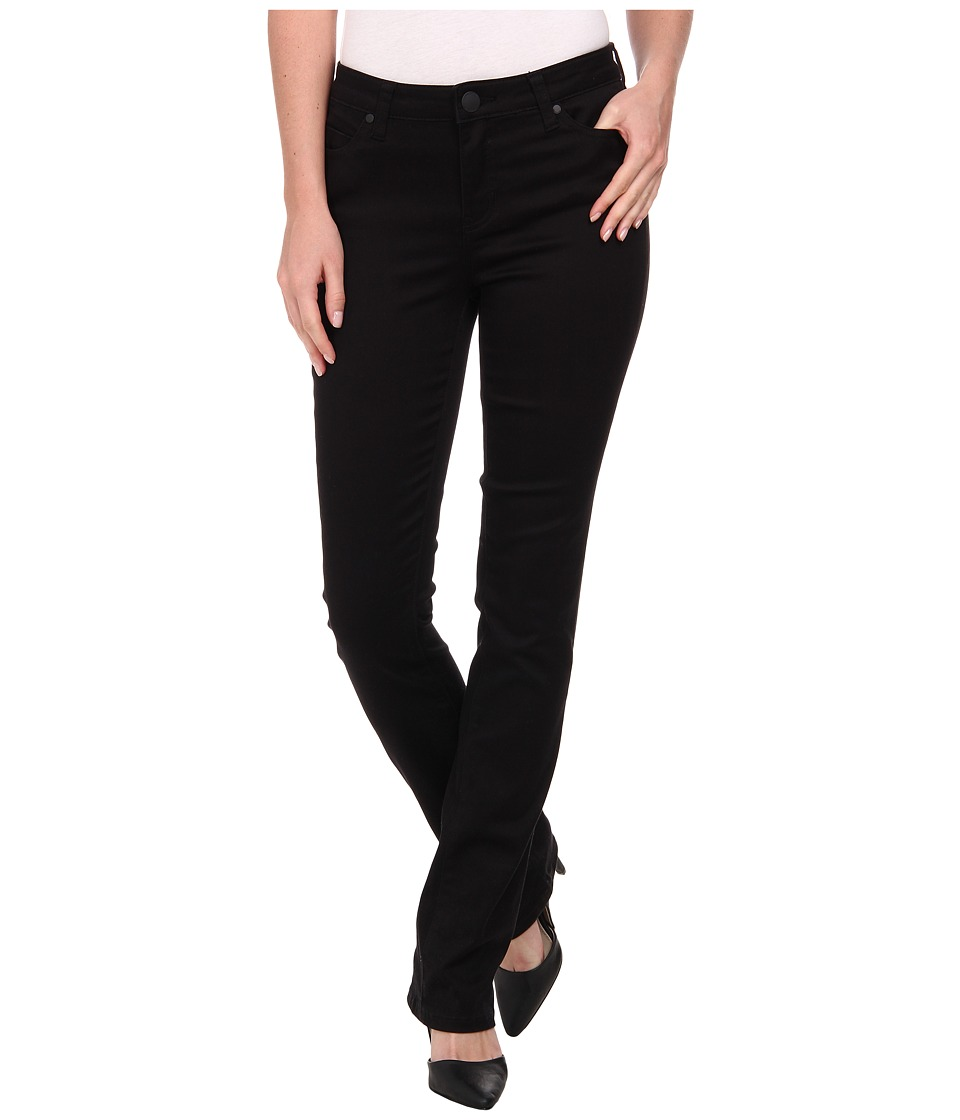 Liverpool - Purely Sadie Straight (Black) Women's Clothing