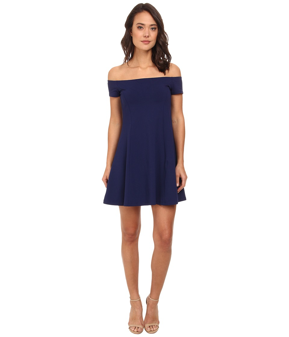 Susana Monaco - Abigail Dress (Inkwell) Women's Dress