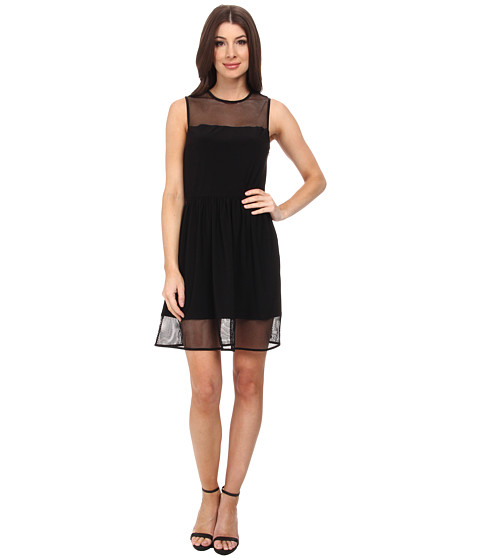 Susana Monaco - Lydia Dress (Black) Women's Dress