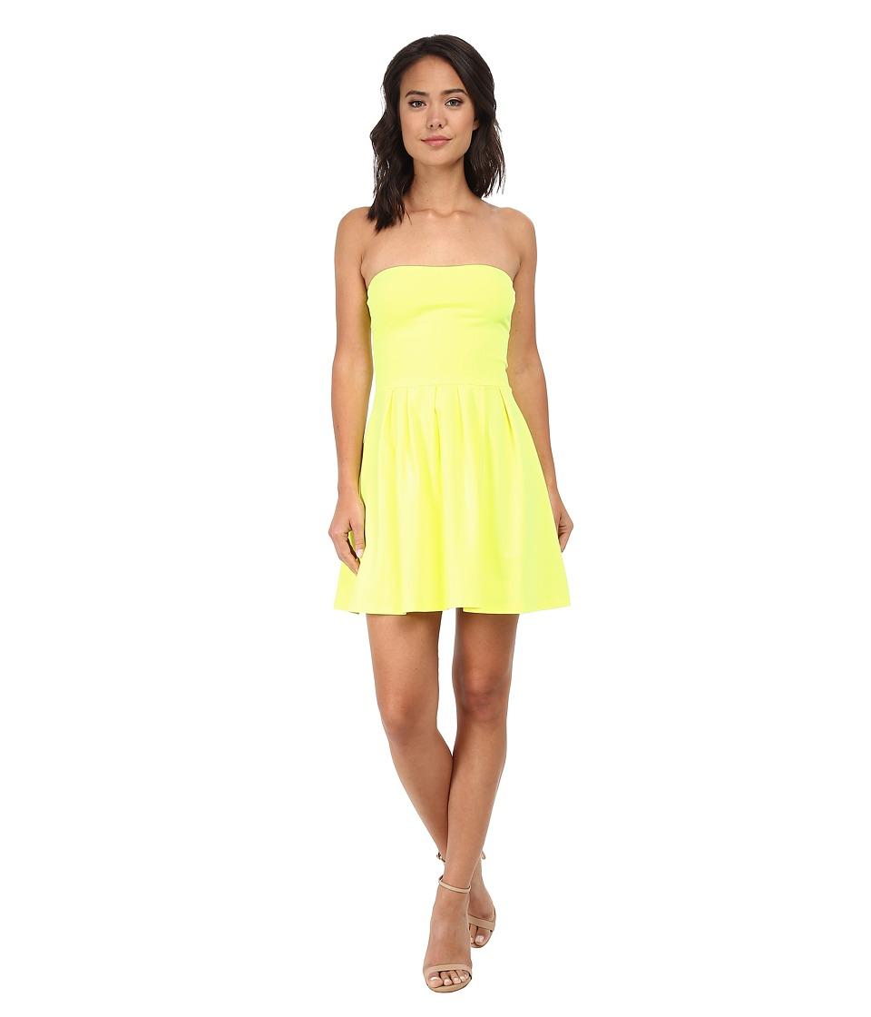 Susana Monaco - Harlow Dress (Neon) Women's Dress