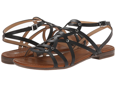 Report - Gamma (Black) Women's Sandals