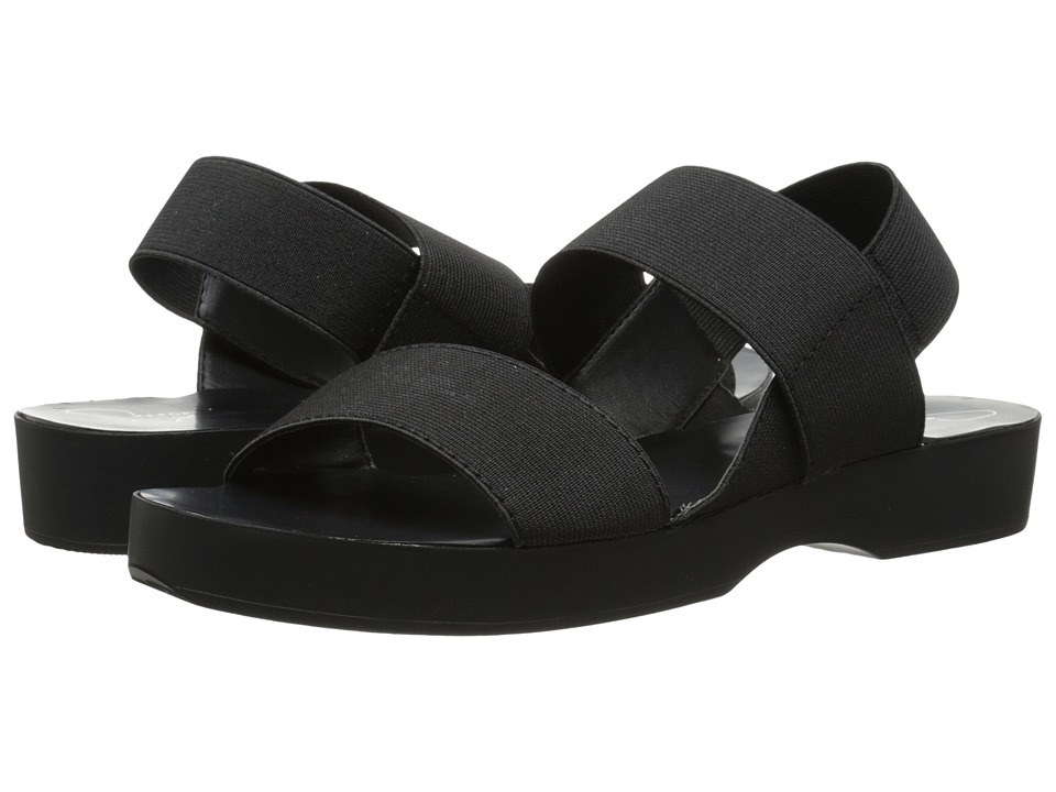 Report - Report Signature- Broc (Black) Women's Sandals