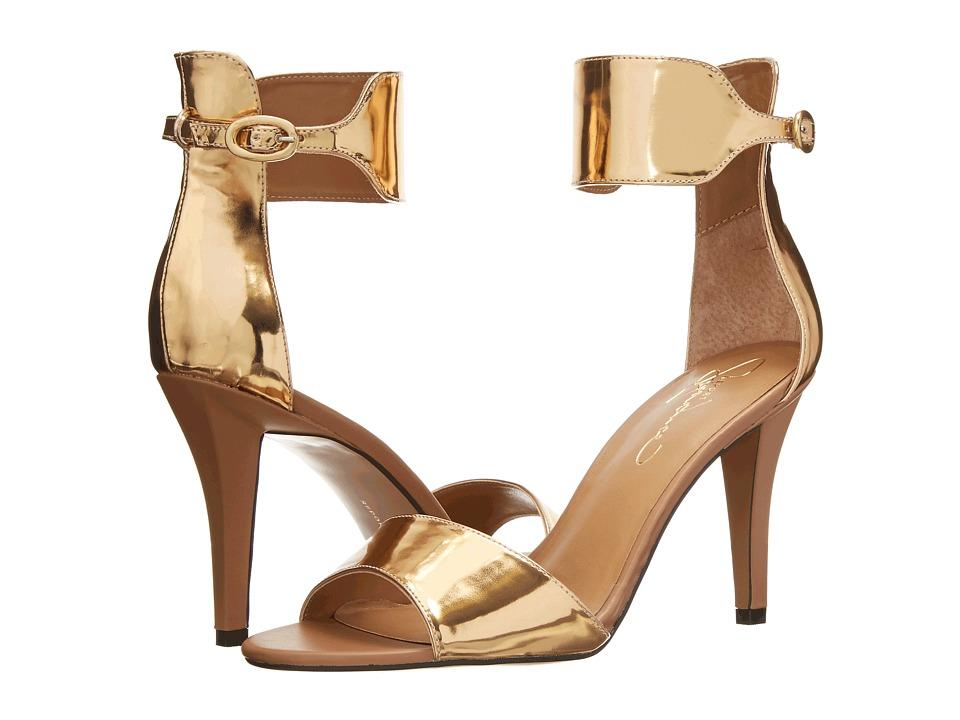 Report - Report Signature - Glimmer (Bronze) High Heels