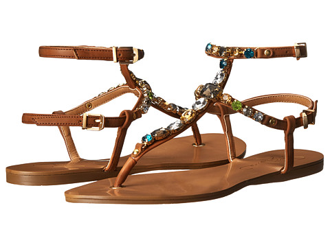 Report - Report Signature - Zoraa (Tan) Women's Sandals