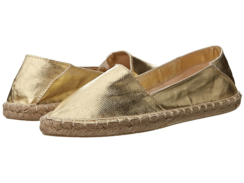 Report - Report Signature - Sphinx (Gold) Women's Flat Shoes