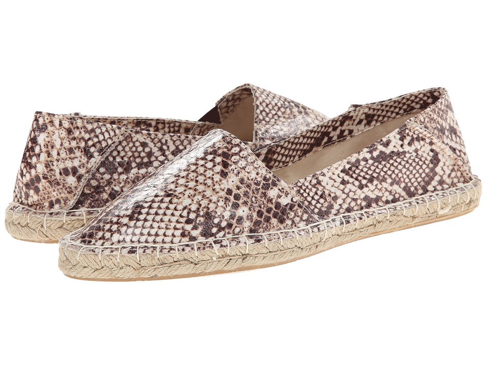 Report - Report Signature - Sphinx (Natural) Women's Flat Shoes