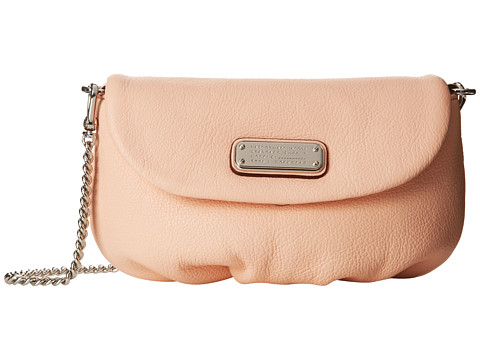Marc by Marc Jacobs - New Q Karlie (Tropical Peach) Cross Body Handbags