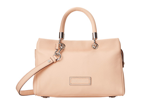 Marc by Marc Jacobs - Too Hot To Handle Satchel (Tropical Peach) Satchel Handbags