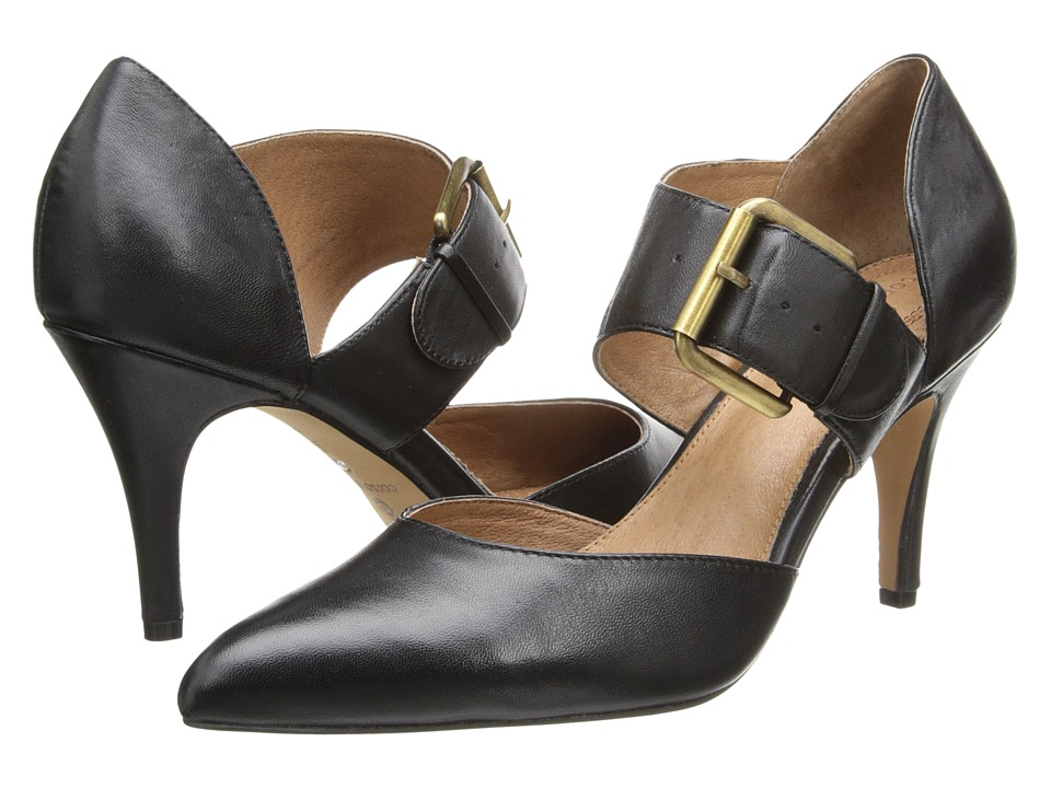 Corso Como Carmina (Black Silk Calf) High Heels