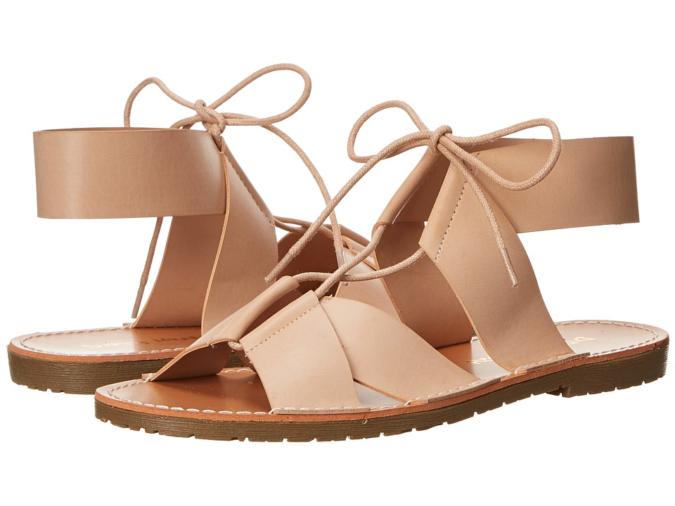 Dirty Laundry - East Ender (Blush) Women's Sandals