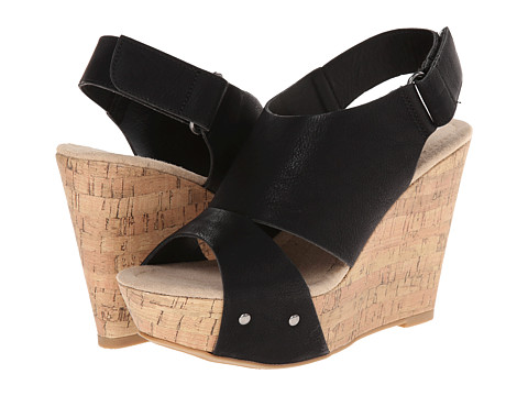 Dirty Laundry - DL Can't Win (Black) Women's Wedge Shoes