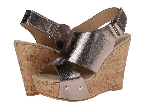 Dirty Laundry - DL Can't Win (Tin) Women's Wedge Shoes