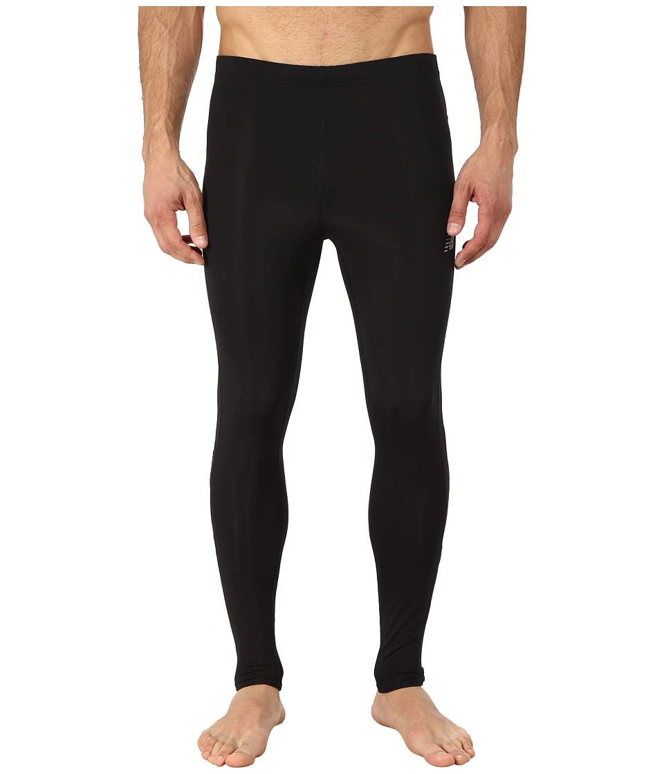 New Balance - Accelerate Tight (Black) Men's Workout
