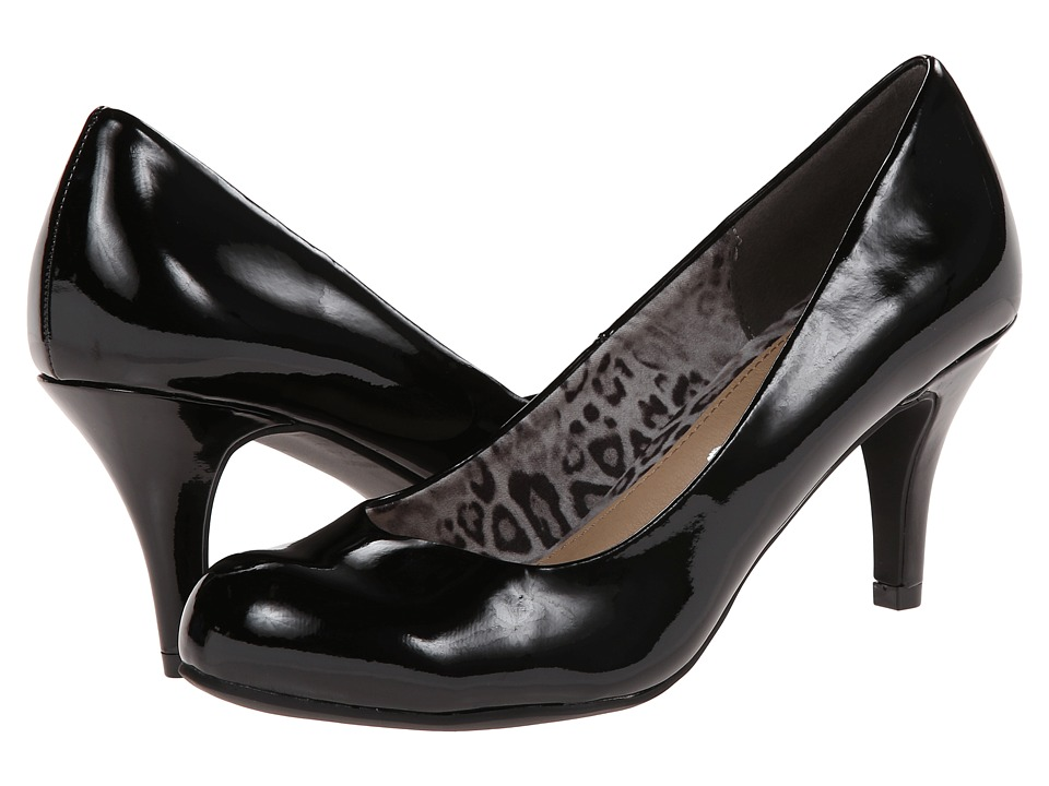 Dirty Laundry - DL No One Else (Black Patent) Women's 1-2 inch heel Shoes