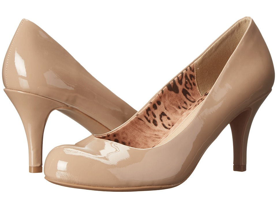Dirty Laundry - DL No One Else (New Nude) Women's 1-2 inch heel Shoes