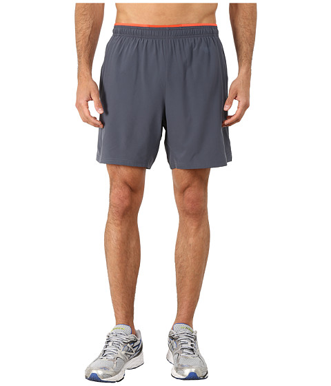 New Balance - Woven 2-in-1 Short (Thunder) Men