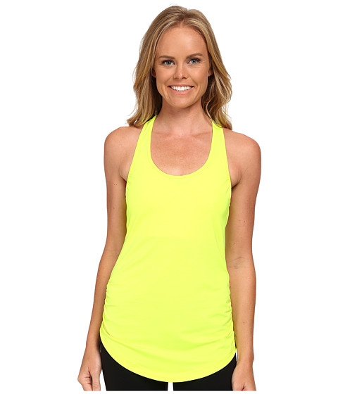 New Balance - Fashion Tank Top (Hi-Lite Heather) Women's Sleeveless