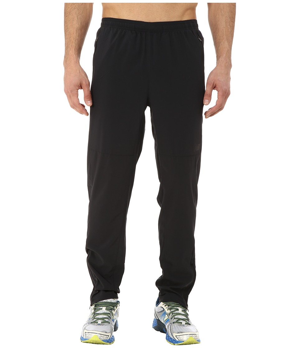 New Balance - Windcheater Pant (Black) Men's Casual Pants