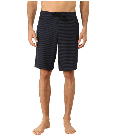 New Balance - Stretch Woven Board Short (Black) Men's Shorts