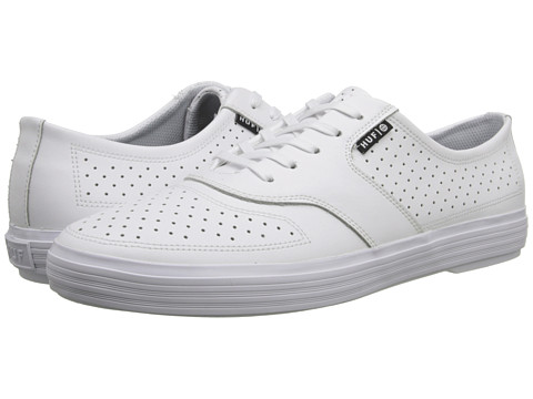 HUF - Liberty (White) Men's Skate Shoes