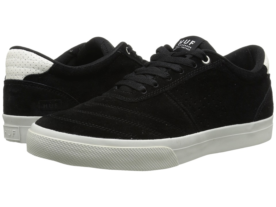 HUF - Galaxy (Black/Bone White) Men's Skate Shoes