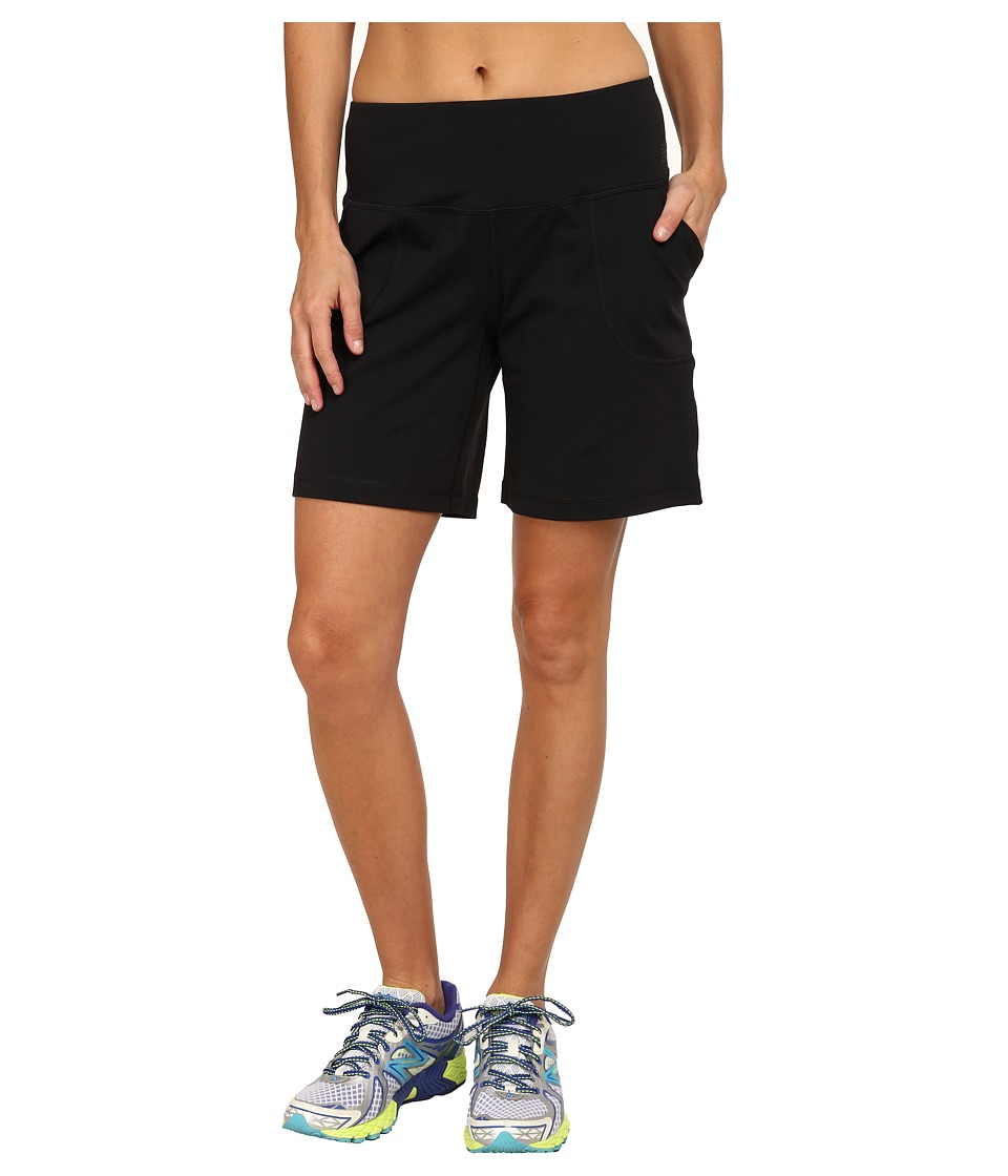 New Balance - Premium Performance 8 Short (Black) Women's Shorts