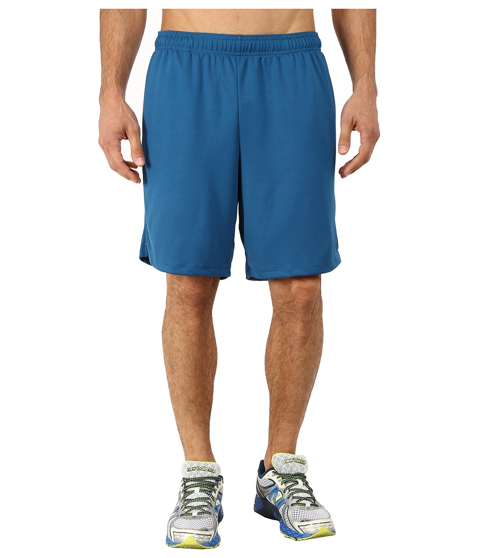 New Balance - 9 Knit Versa Short (Deep Water) Men's Shorts