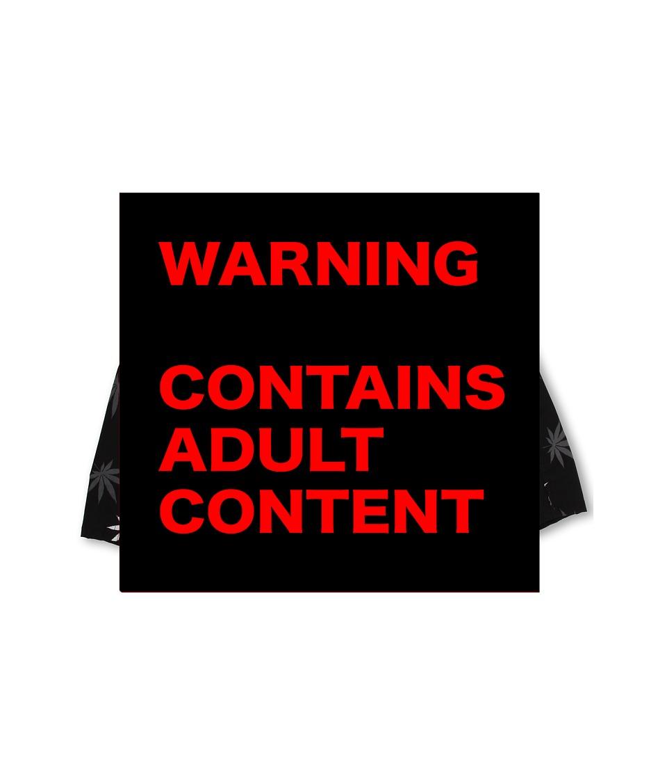 HUF - Plantlife Boxer (Black) Underwear