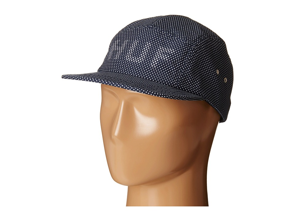 HUF - Stars Volley (Navy) Caps
