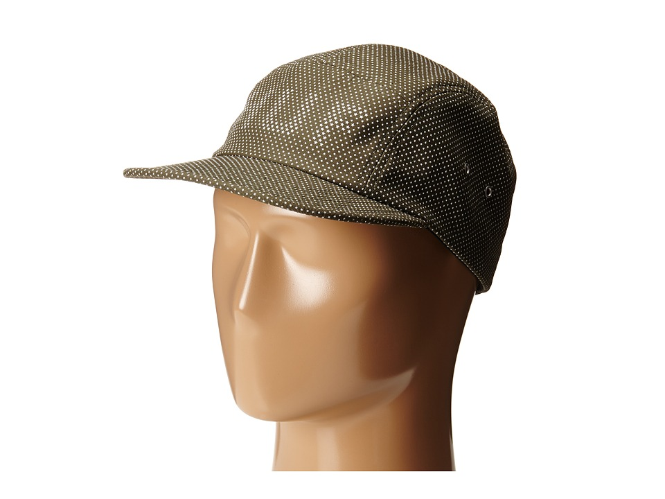 HUF - Stars Volley (Olive) Caps
