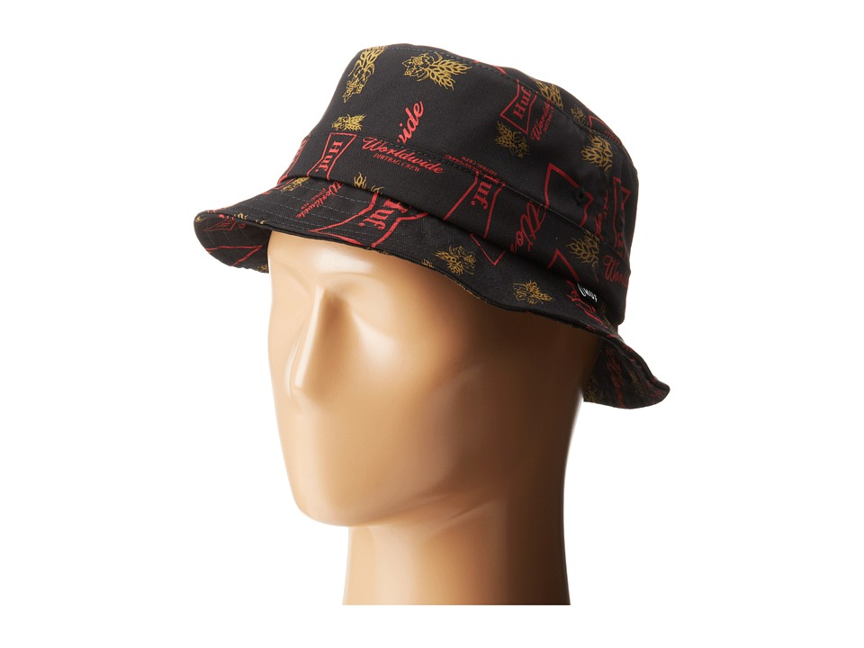 HUF - Drink Up Bucket (Black) Bucket Caps