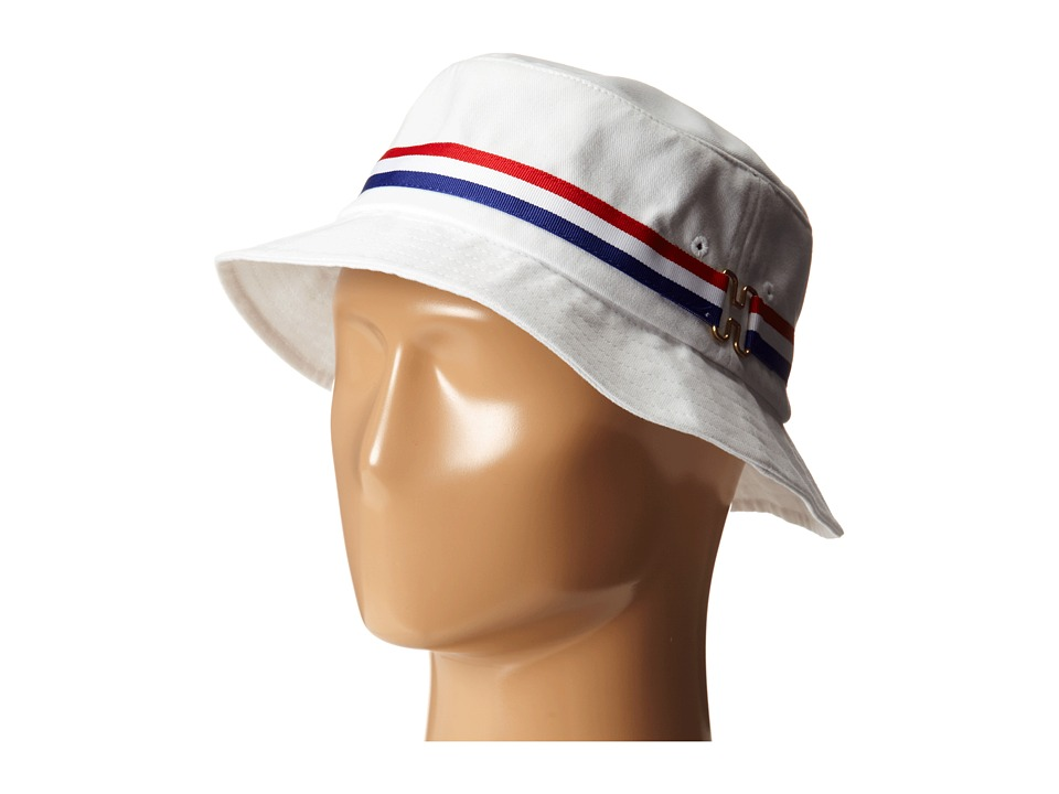 HUF - H-Ring Bucket (White) Bucket Caps