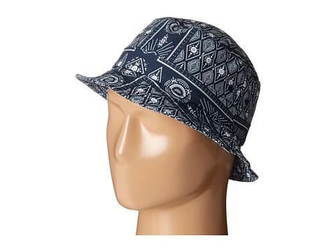 HUF - Bandana Bucket (Navy) Bucket Caps