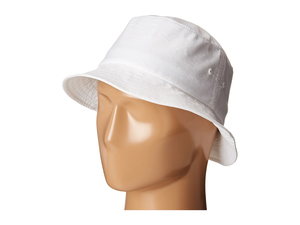 HUF - Oxford Bucket (White) Bucket Caps