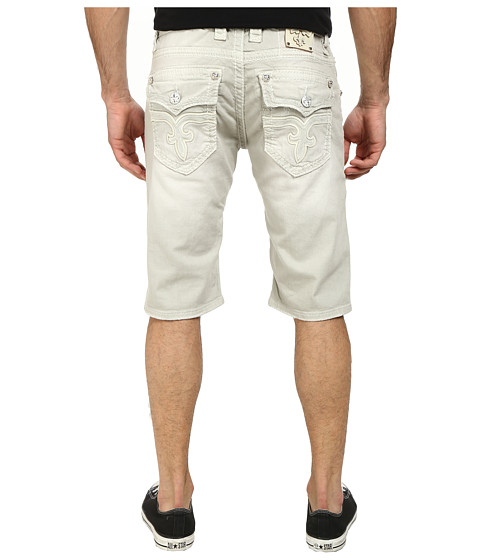 Rock Revival - Erkal H5 Short in Stone (Stone) Men's Shorts