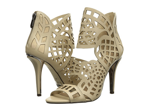 BCBGMAXAZRIA - Maven (Light Straw Calf) High Heels