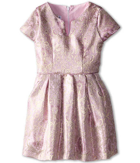 fiveloaves twofish - Lavender Dream Dress (Little Kids/Big Kids) (Lavender) Girl