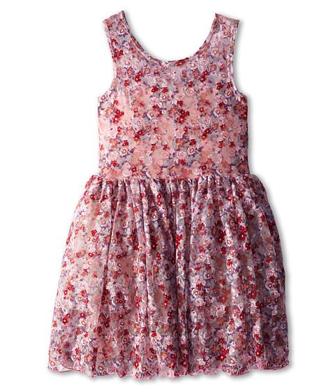 fiveloaves twofish - Secret Garden Dress (Little Kids/Big Kids) (Floral) Girl