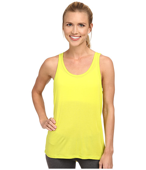Zobha - Angela Mesh Back Singlet (Sulphur Springs) Women's Workout