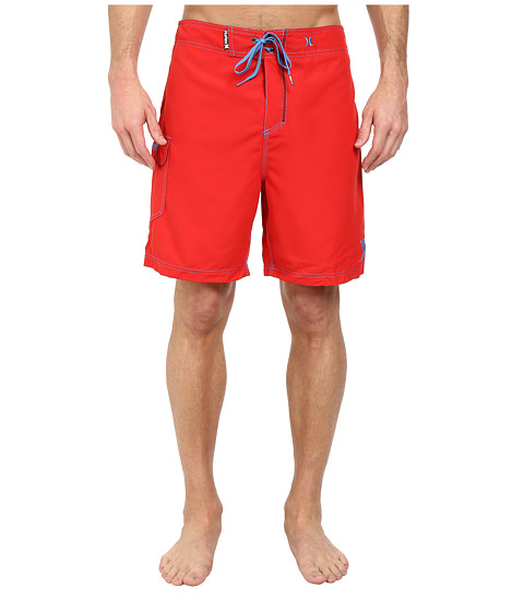 Hurley - One and Only 19 Boardshort (University Red) Men's Swimwear