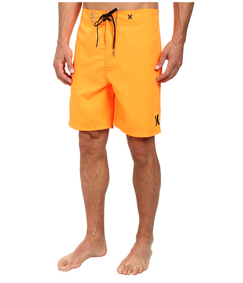 Hurley - One and Only 19 Boardshort (Total Orange A) Men's Swimwear