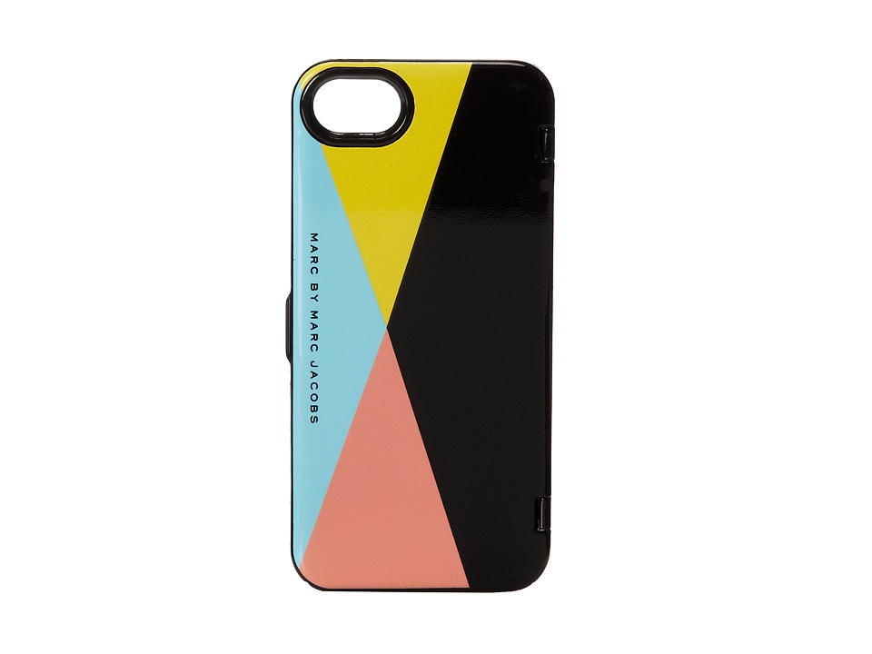 Marc by Marc Jacobs - Mirror iPhone 5 Case (Black Multi) Cell Phone Case