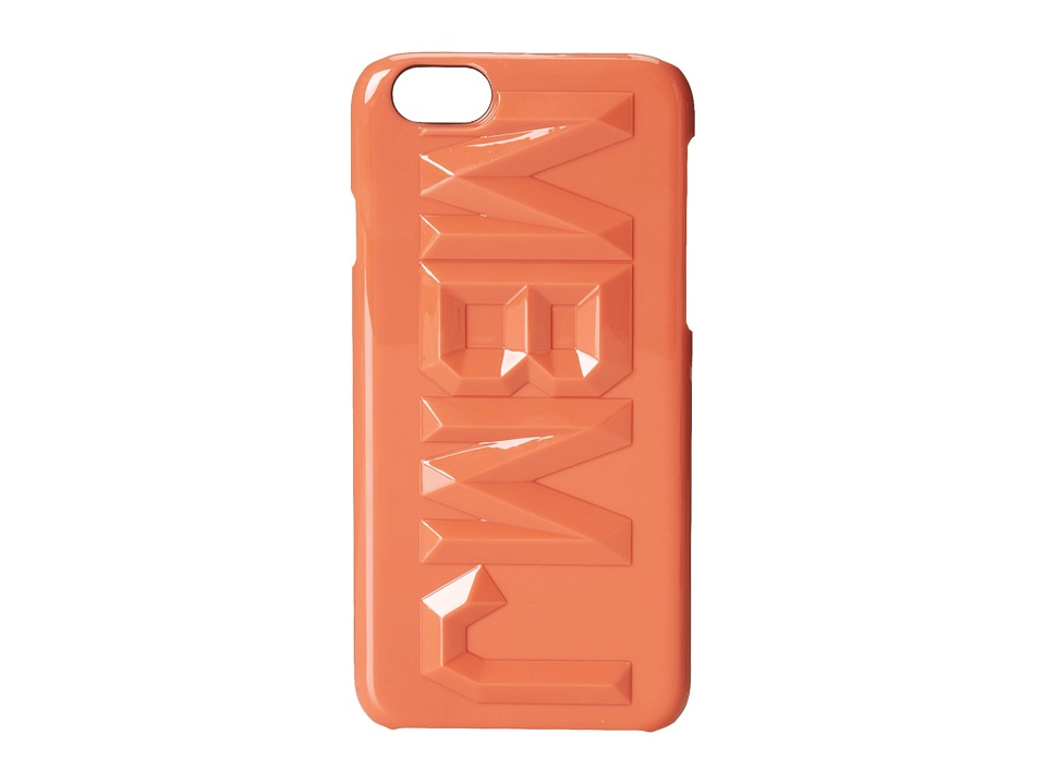 Marc by Marc Jacobs - Faceted iPhone 6 Case (Spring Peach Multi) Cell Phone Case