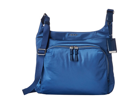 Tumi - Voyageur Sumatra Crossbody (Periwinkle) Cross Body Handbags