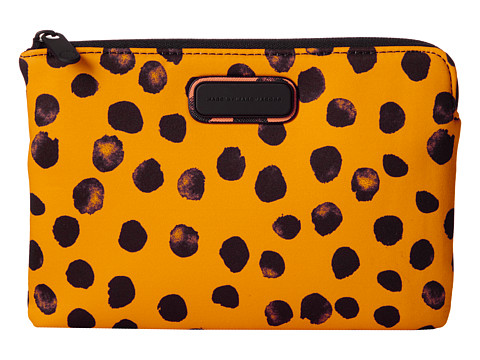 Marc by Marc Jacobs - Deelite Dot Mini Tablet Zip Cutout Case (Sundance Orange Multi) Computer Bags